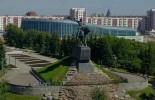Как добраться от парка Салавата Юлаева
